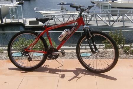 View Bikes & Bike Paths