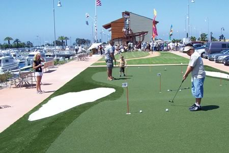 View Putting Green
