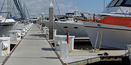 View Marina and Docks Virtual Tour