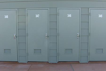 View Storage Facilities