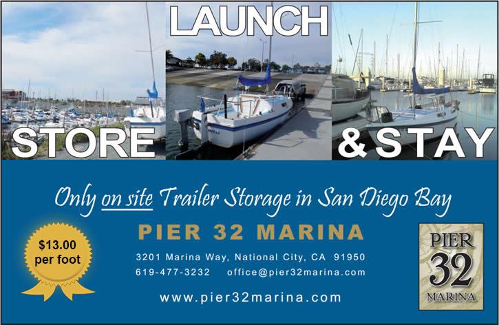 $13.00 per foot boat storage